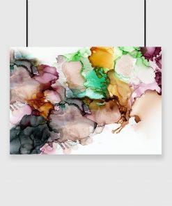 plakat poziomy kolorowy