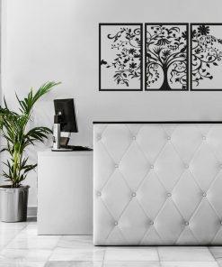 Drzewo w stylu folk - dekoracja 3d