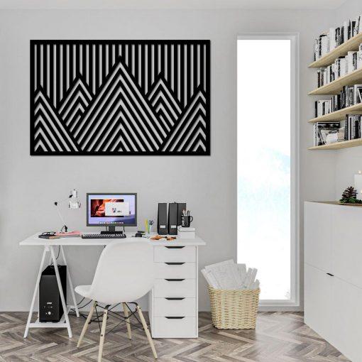 Dekoracja 3d - abstrakcja