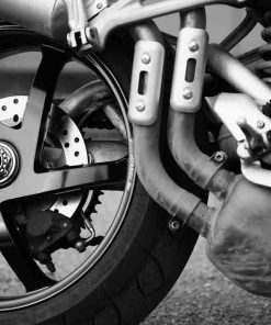 Plakat - Motor