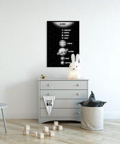 Plakat w Ziemią